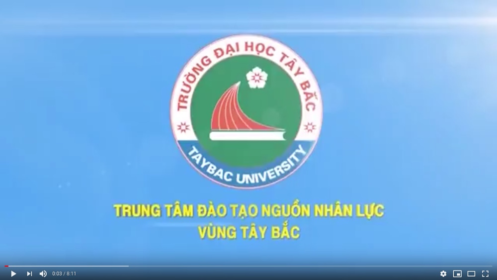 Video giới thiệu Nhà trường